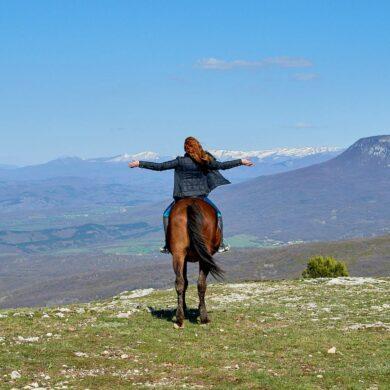 Однодневный поход на хребет Кордон-Баир