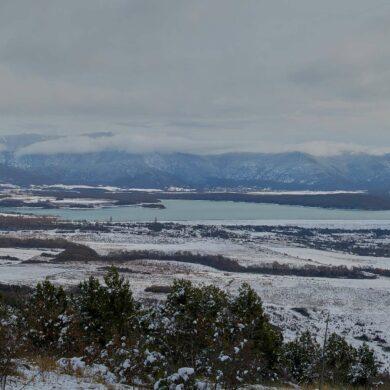 Зимняя сказка в Байдарской долине…